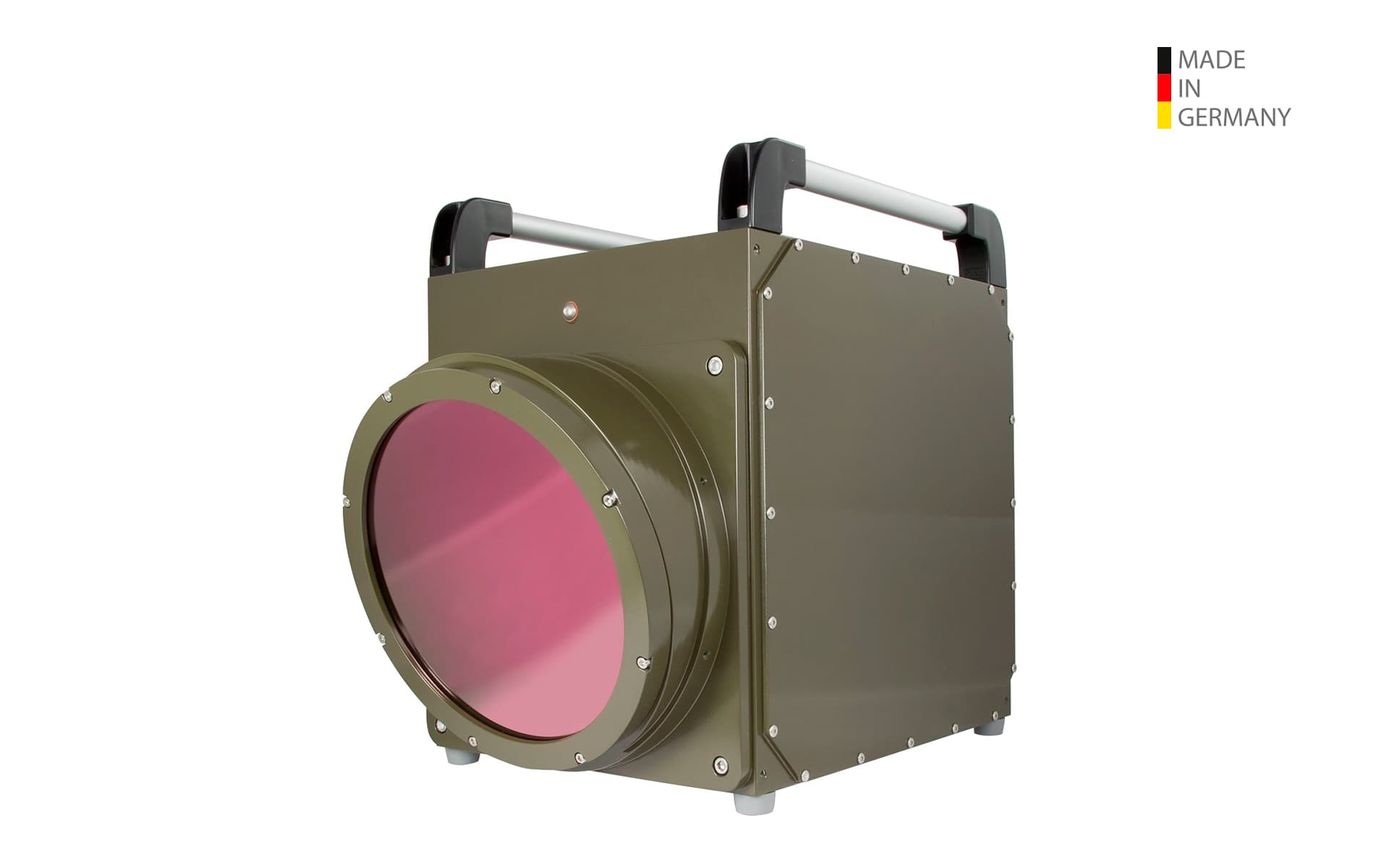 Infrared camera ImageIR® 8300/9300 Z Series from InfraTec