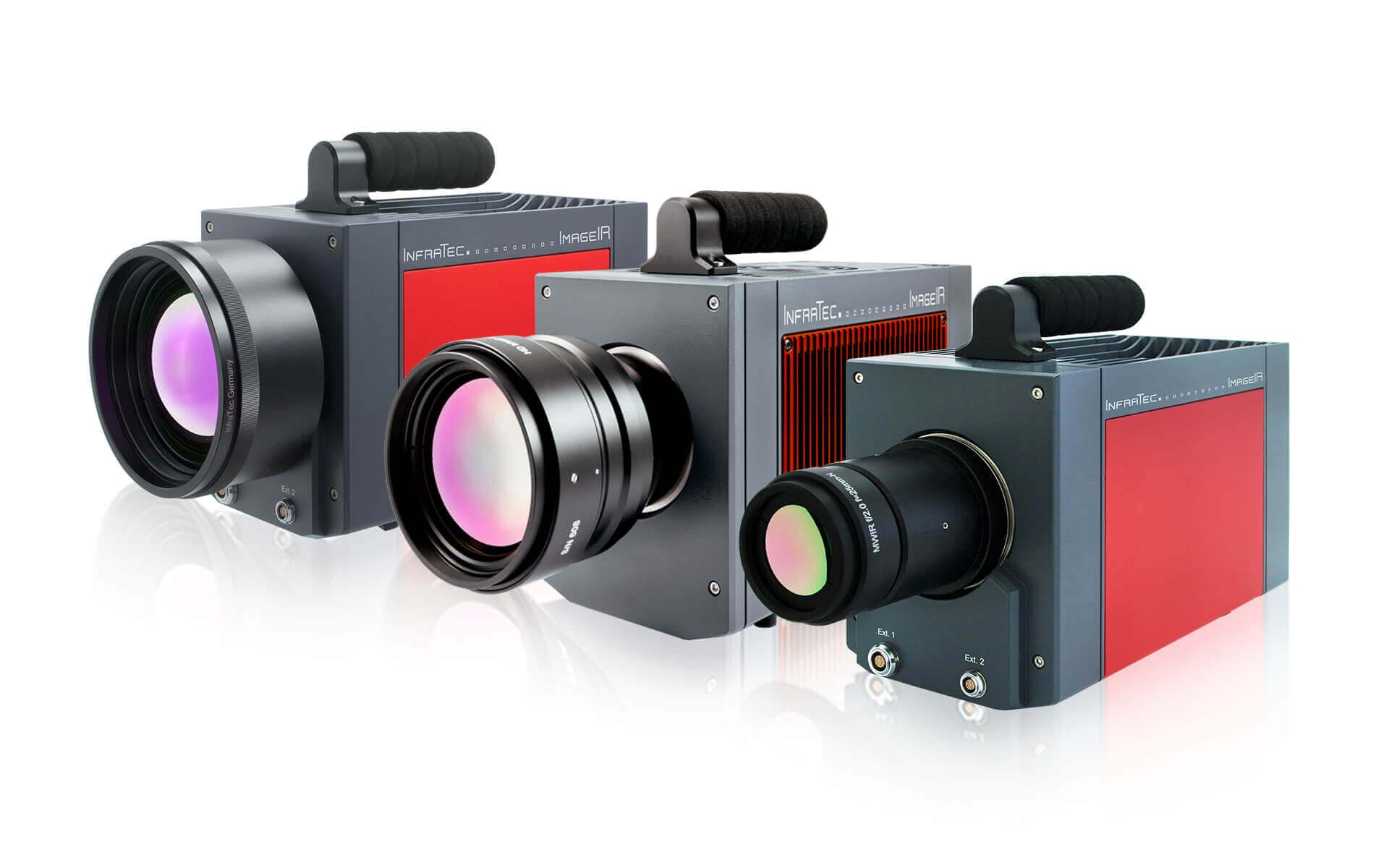 High End Camera Series ImageIR from InfraTec