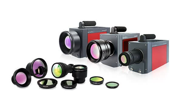 High end camera series ImageIR
