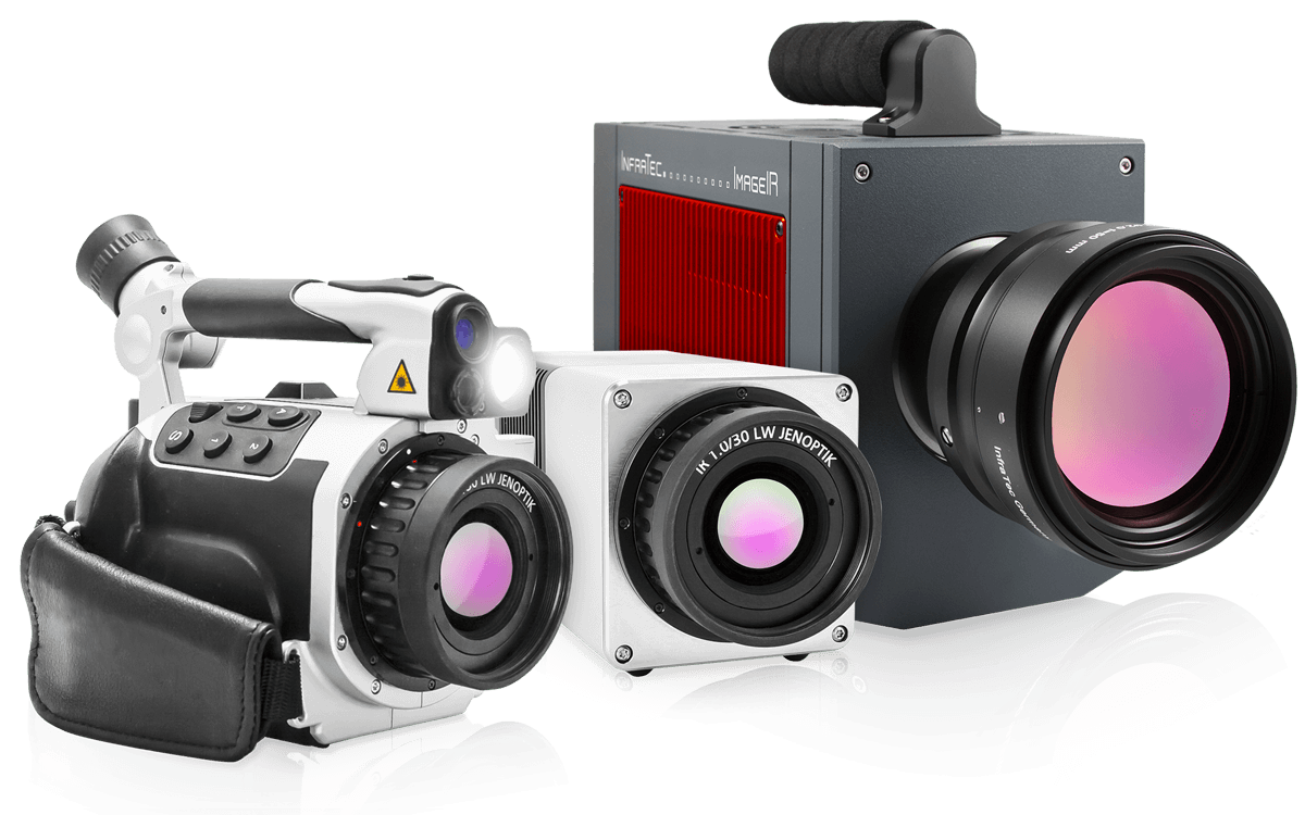 Infrared cameras from InfraTec