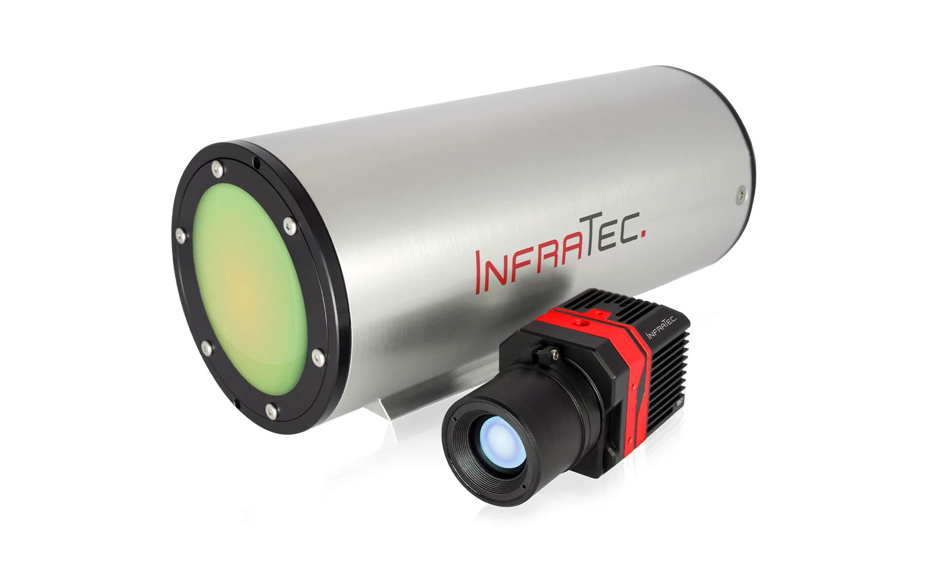 Infrared Camera PIR uc 180 and PIR uc SWIR HD from InfraTec
