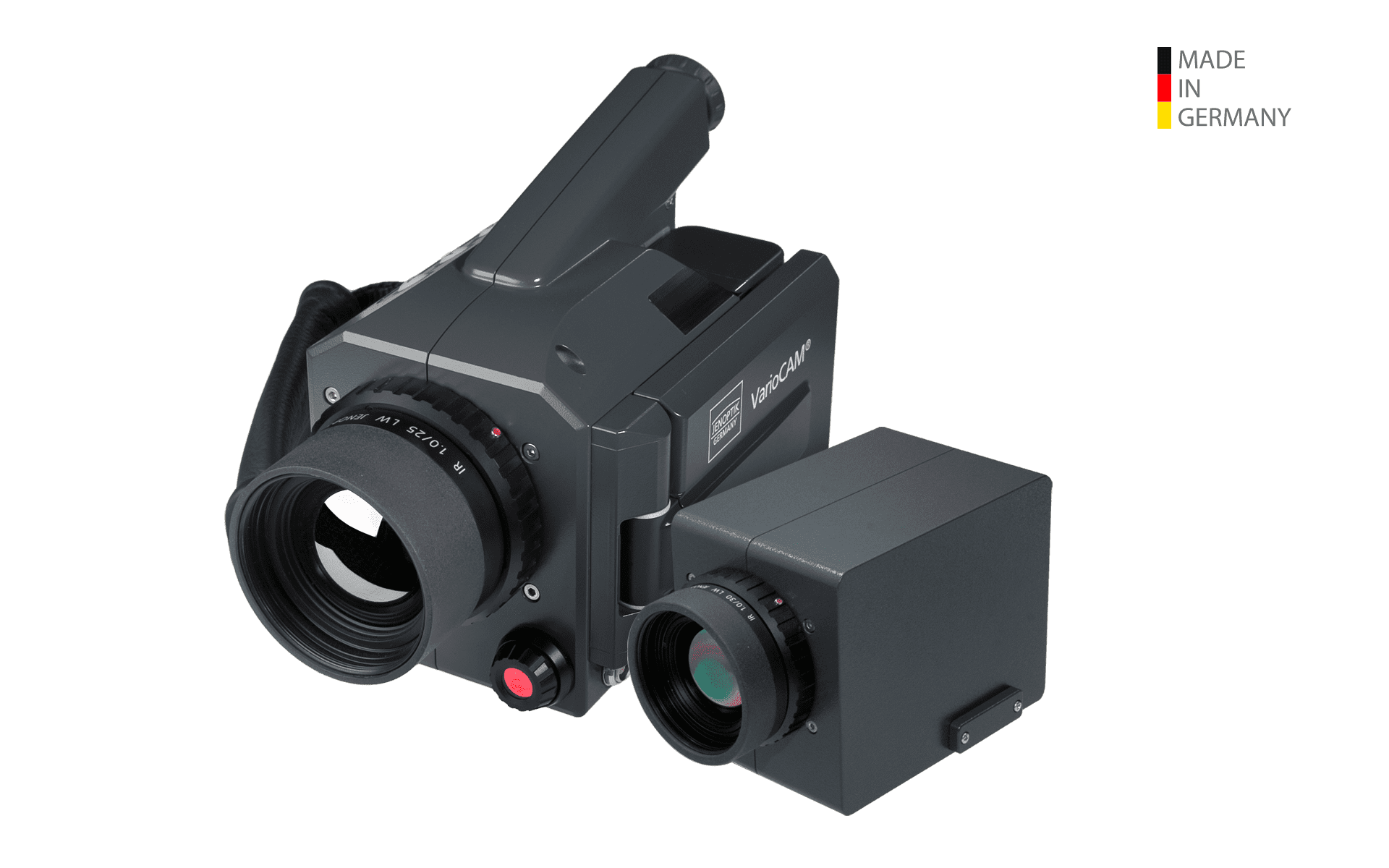 Infrared camera VarioCAM® high resolution