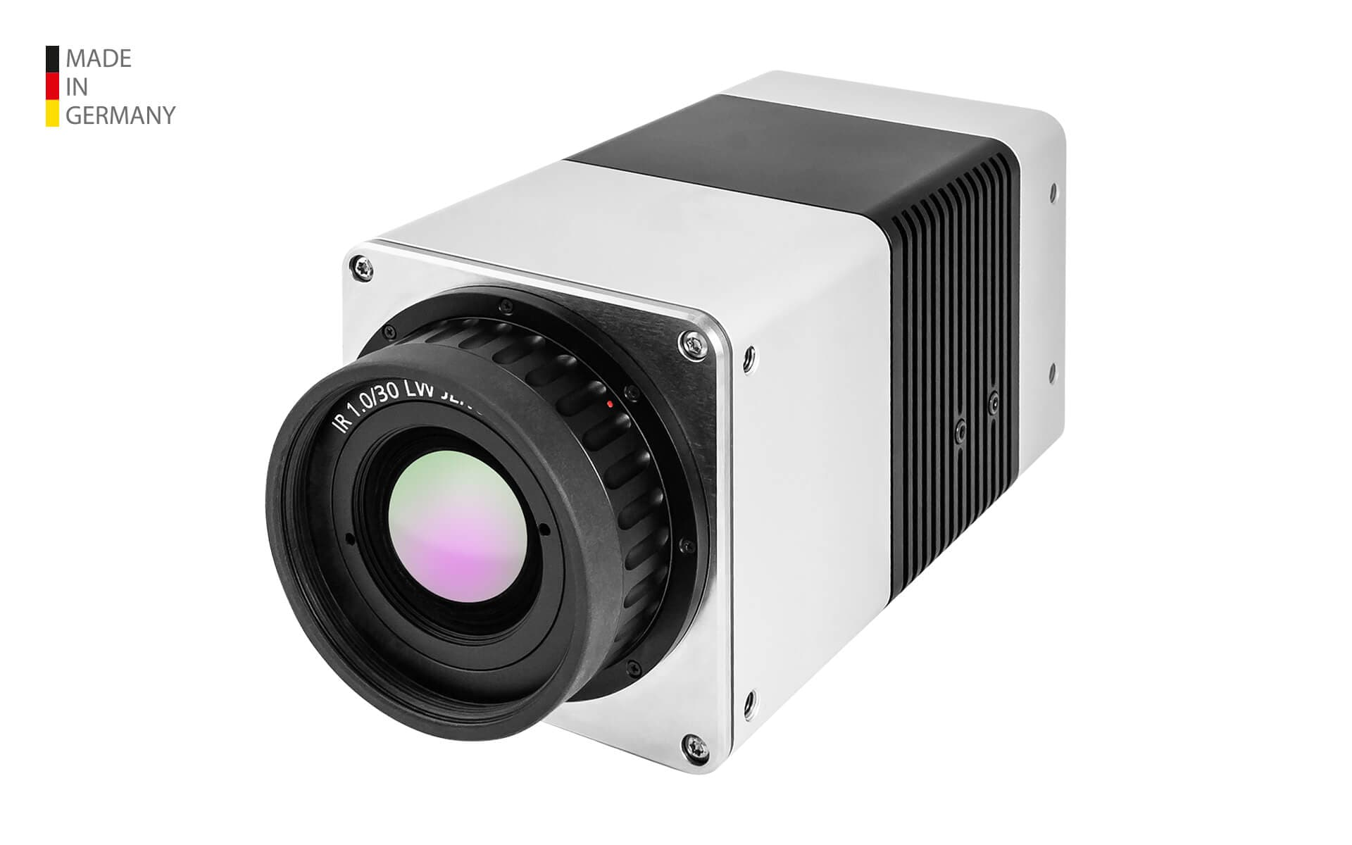 Infrared camera VarioCAM® HD head from InfraTec