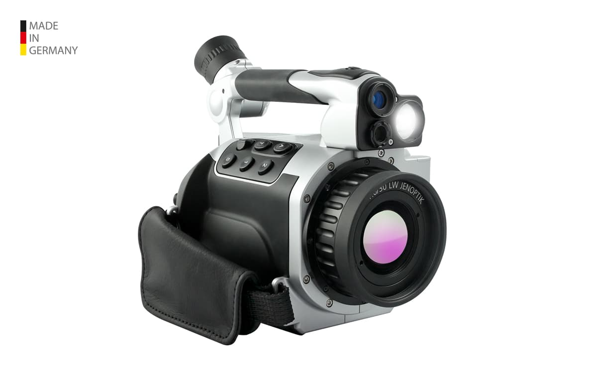 Infrared camera VarioCAM® High Definition from InfraTec