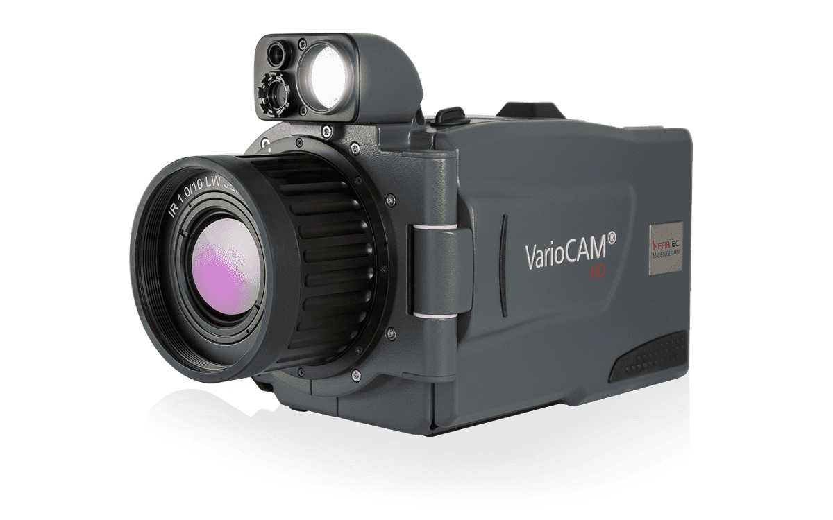 Infrared camera VarioCAM HDx - handheld