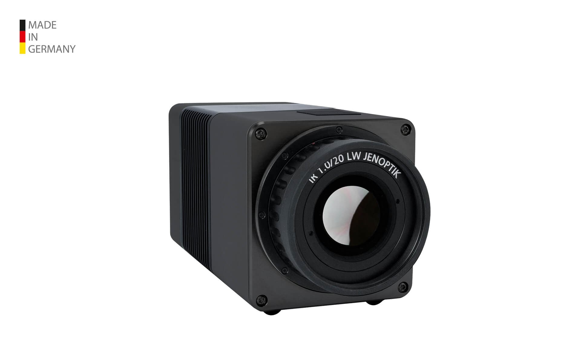 Infrared camera VarioCAM® HDx head seurity from InfraTec