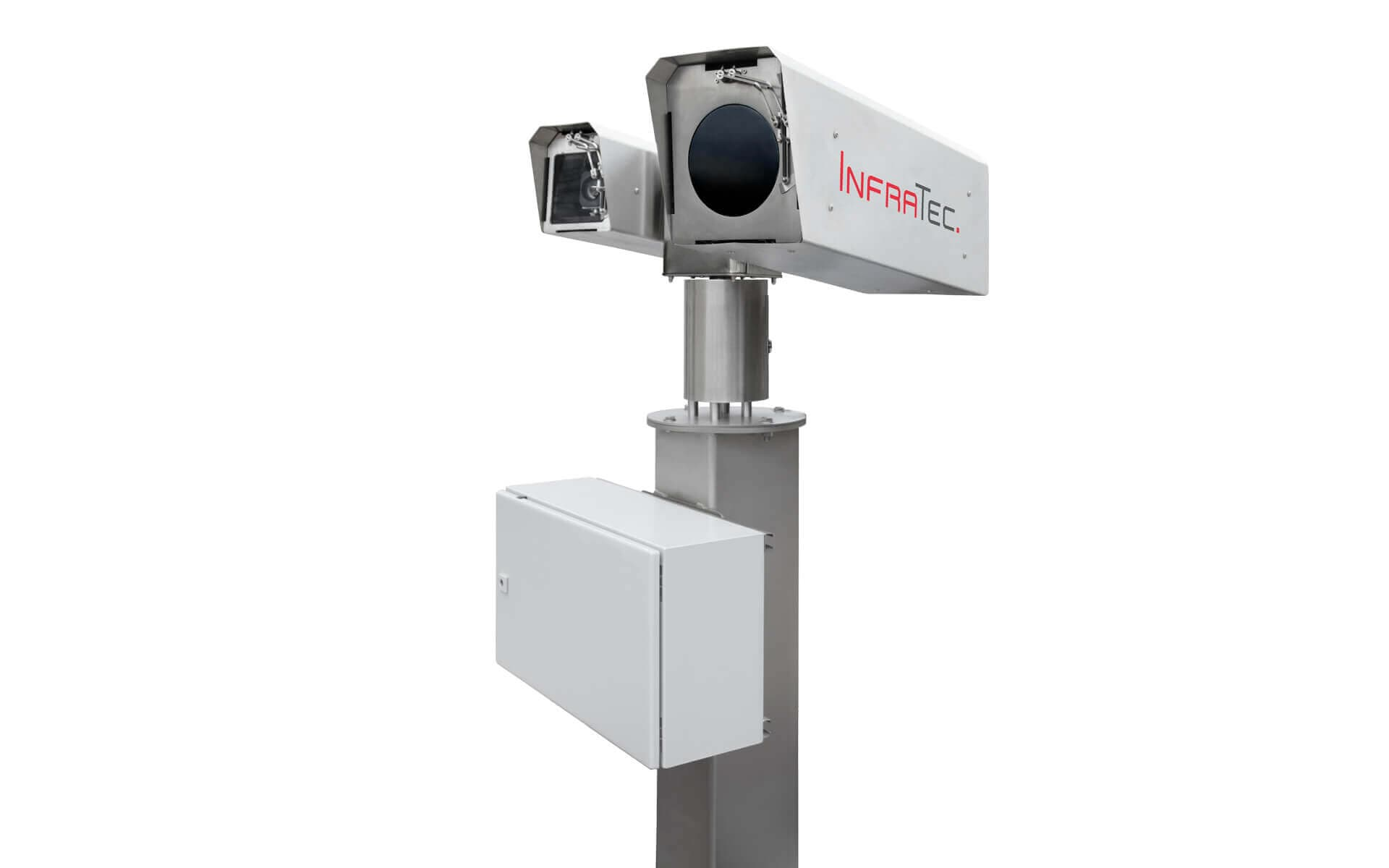 Infrared camera VarioCAM® HD Z security - protective housing