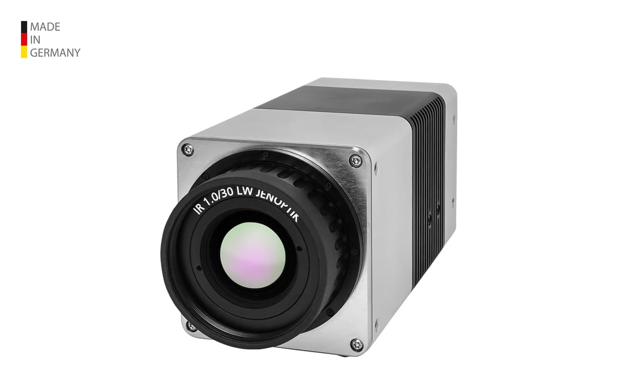infrared camera VarioCAM HD head of InfraTec