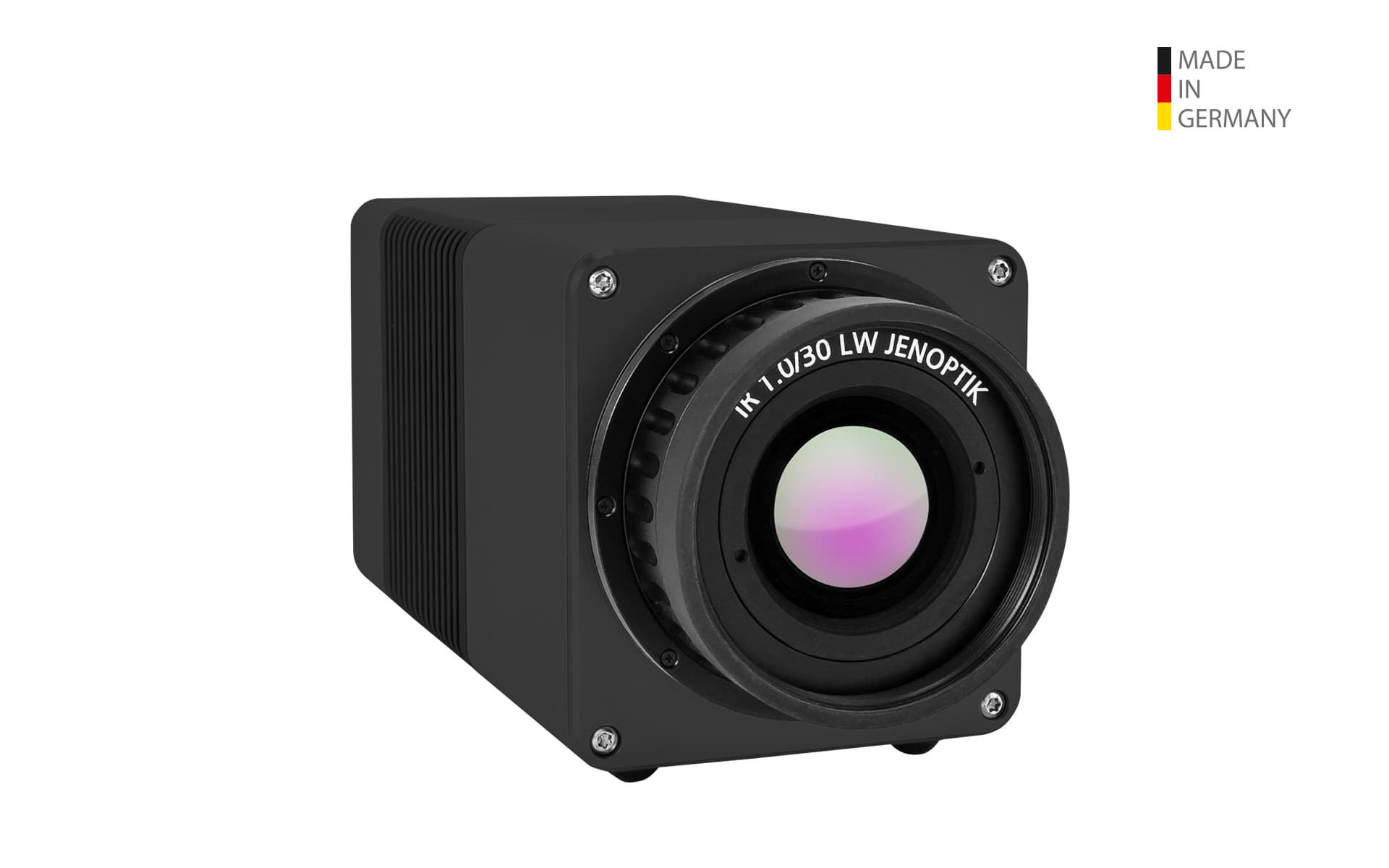 infrared camera VarioCAM HD head security of InfraTec