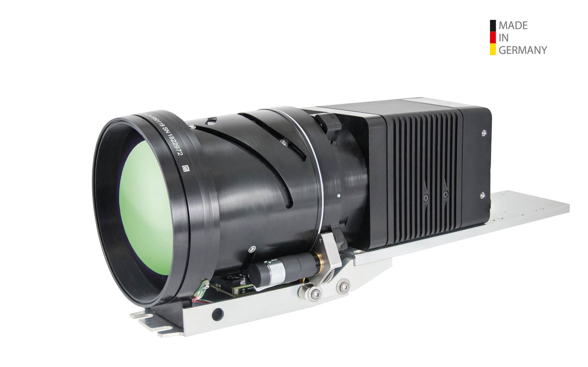 Infrared camera VarioCAM® HD Z from InfraTec