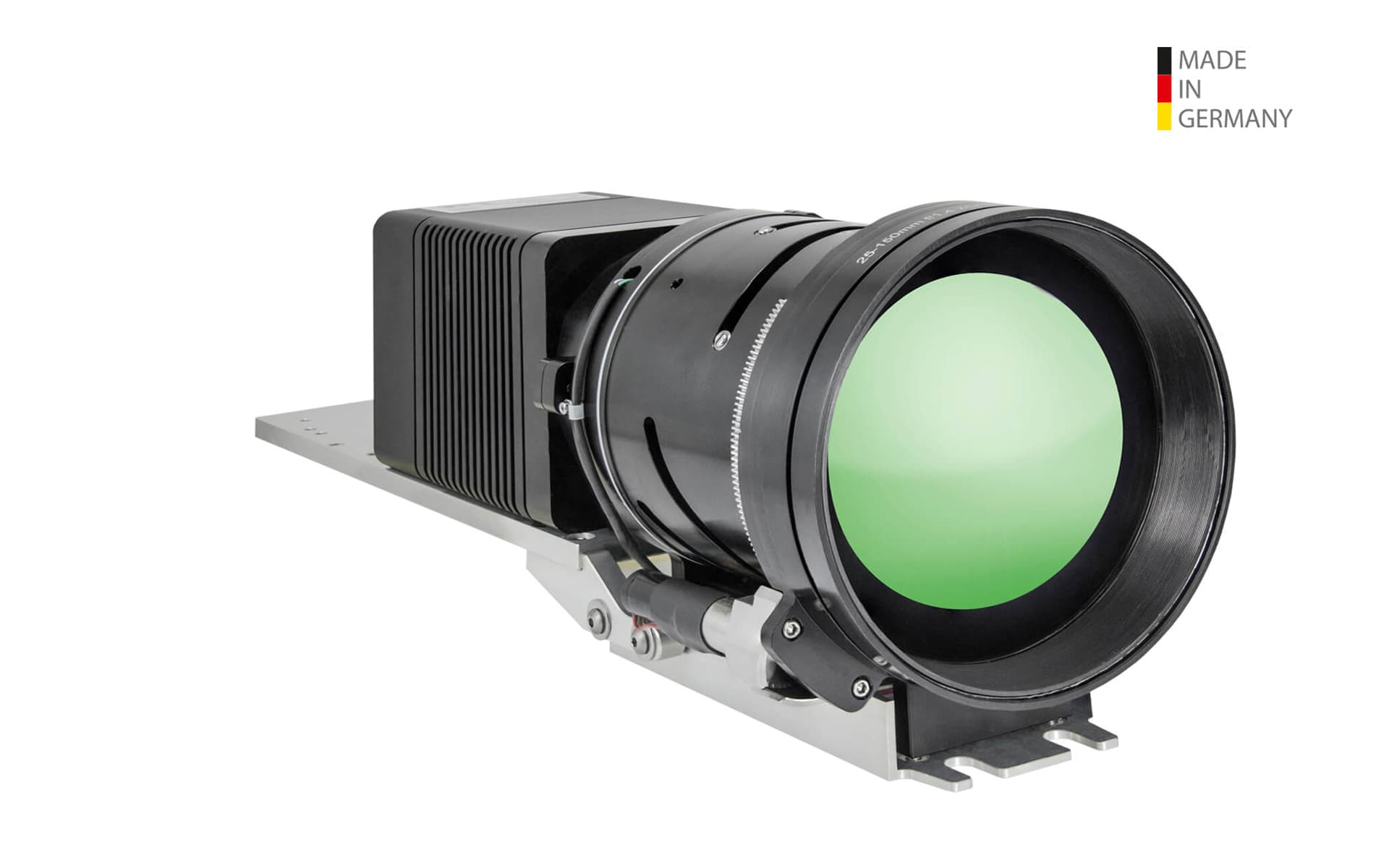 Infrared camera VarioCAM® HD Z security of InfraTec