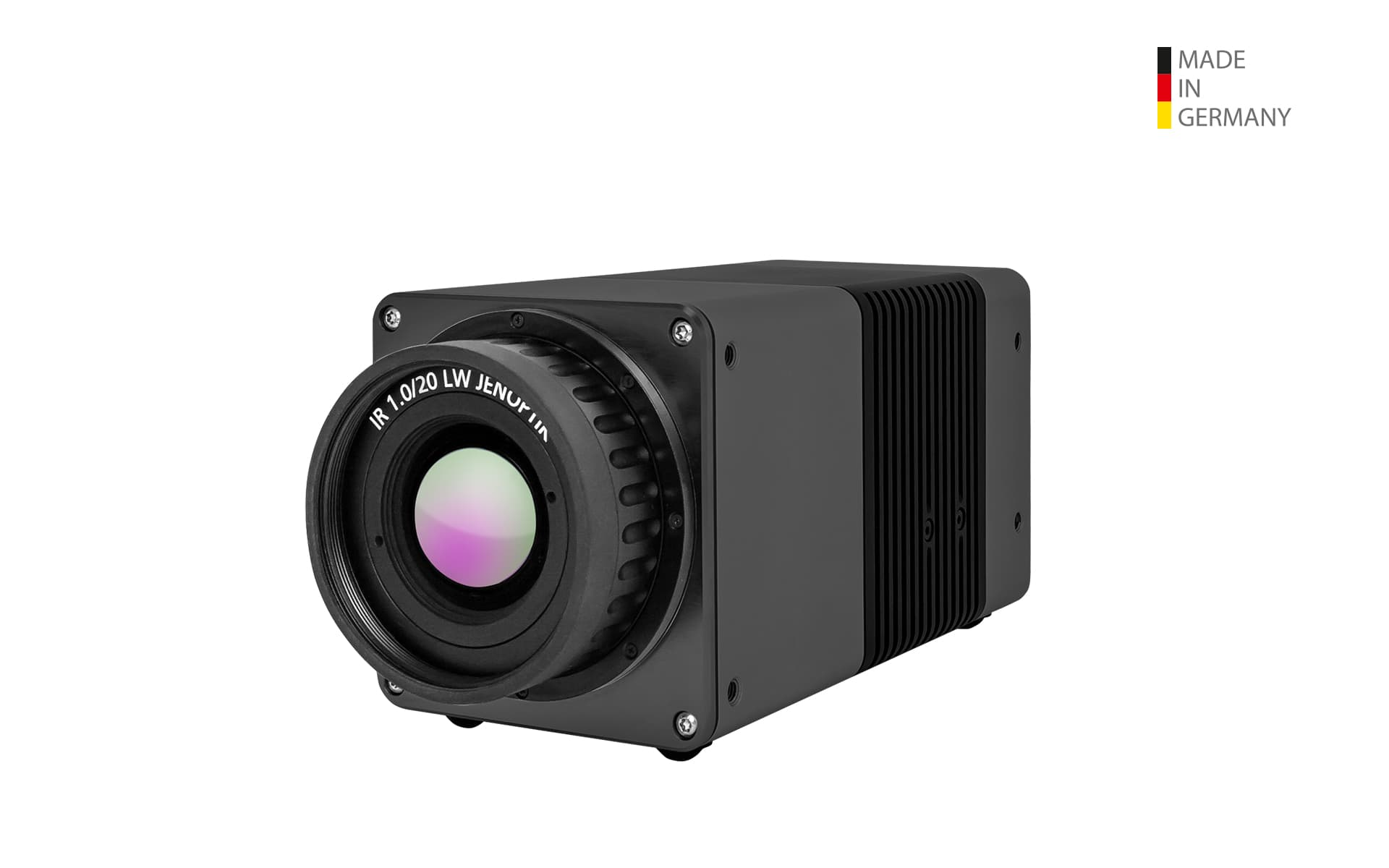 Infrared camera VarioCAM® HDx head security from InfraTec