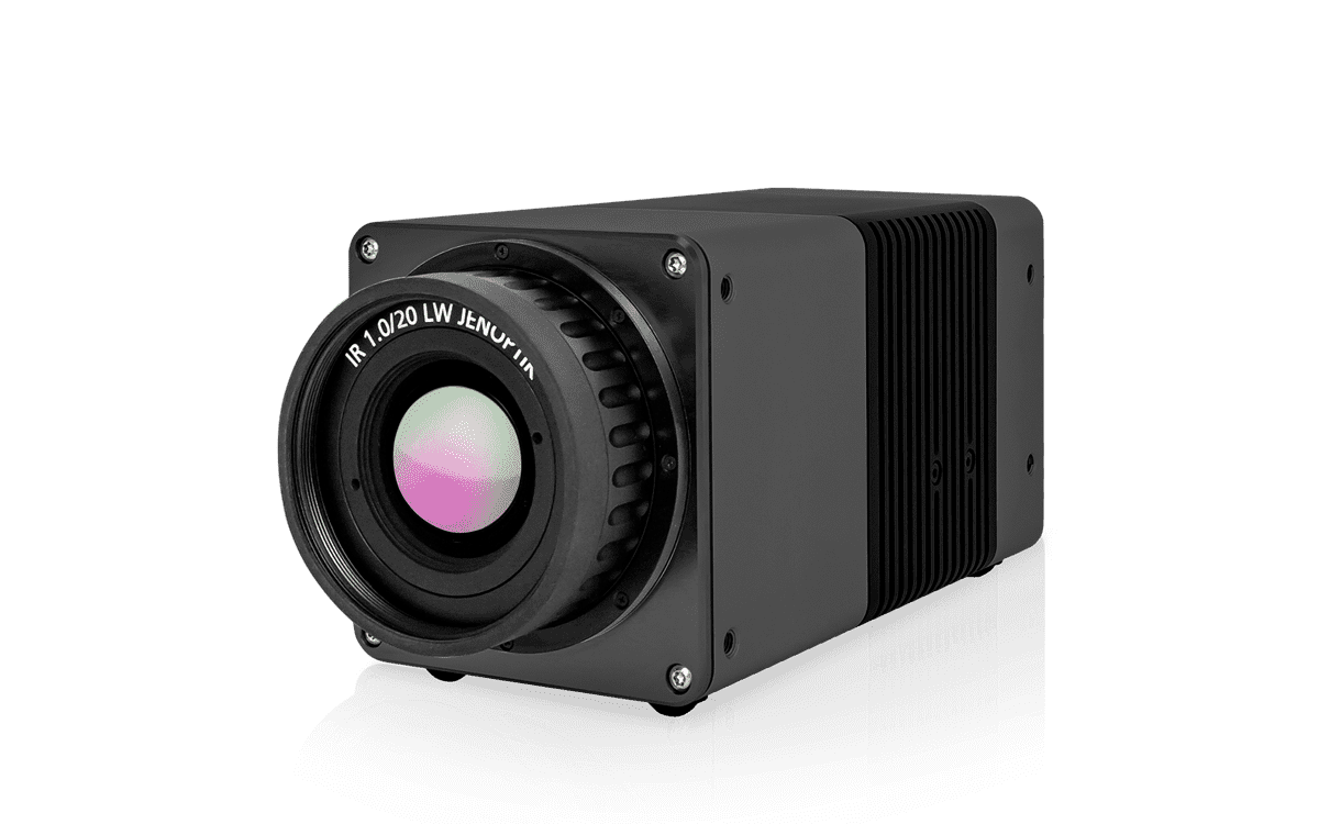 Infrared camera VarioCAM HDx head