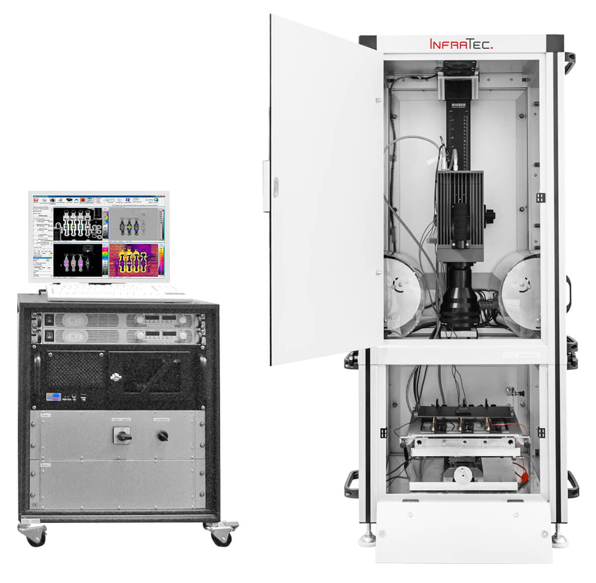 Automated Testing Solution ACTIVE-LIT - Modular test bench