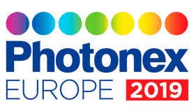 Logo Photonex Europe 2019
