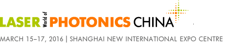 Logo laser world photonics China